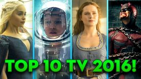 Top 10 TV Shows 2016! The BEST TV Shows in 2016