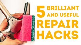 5 DIY life hacks that you'll wish you knew all along! l 5-MINUTE CRAFTS