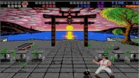 Atari st International Karate Plus
