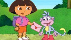 Dora and the Lost Valentine – Dora the Explorer Valentines Day Adventure Cartoon Video Game *