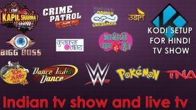 Kodi setup 2016 | Indian tv shows | live channel