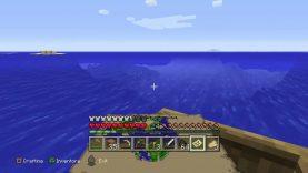 Minecraft Update (off camera)– WTF!!!!!