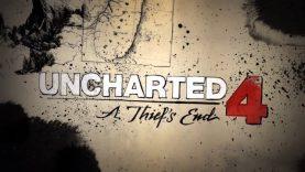 Simon Prades – Uncharted 4 A Thief's End – Intro