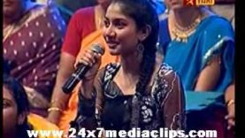 Vijay Tv Shows 3-12-2009 Ungalil Yaar Adutha Prabhu Deva Part 4.