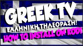 Watch Live Greek TV, Movies, TV shows, Cartoon, Documentaries on KODI – ΕΛΛΗΝΙΚΗ ΤΗΛΕΟΡΑΣΗ 2016