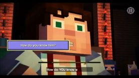 WTF IS THAT! Minecraft story mode ep 5