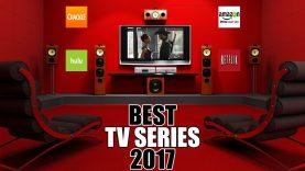 Best TV Series to Binge Watch 2017