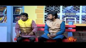 Comedy Junction 03/05/2017 Sun Tv Tamil HD