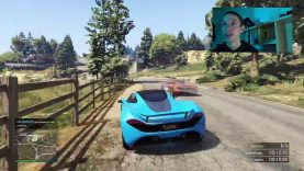 GTA V – Course WTF 136# = Vinewood Wallriders