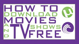 How To Download Movies And TV Shows For Free! [PC & MAC & Linux] [NO VIRUS]