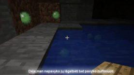 Minecraft Beta Slime WTF! Lietuviškai