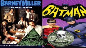 NEW WORLD ORDER Programming in OLD TV Shows – Batman, Barney Miller (1981)