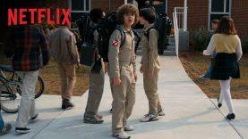 Stranger Things 2  Super Bowl 2017 Ad  Netflix