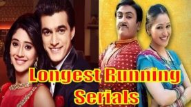 Top 10 Longest Running TV Shows in India | Longest Running Indian Television Shows
