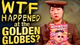WTF Happened at The Golden Globes?!