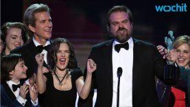 Stranger Things Actor David Harbour Shocks All At SAG Awards