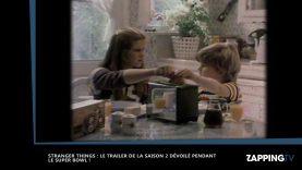 Stranger Things : le sombre trailer de la saison 2 dévoilé durant le Superbowl  (VIDEO)