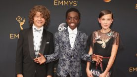 4 Times the Stranger Things Kids Had the Most Fun at the Emmys