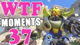 Overwatch WTF Moments Ep.37 Full Official HD
