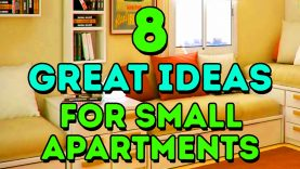 8 Great Ideas For a Tiny House Interior l 5-MINUTE CRAFTS