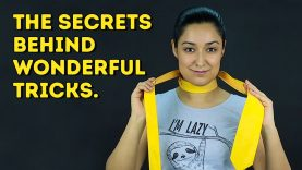 Learn the secrets behind amazing tricks that are simply magical! l 5-MINUTE CRAFTS