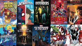 ALL Marvel Tv Shows!!!!! (1966 – 2018)