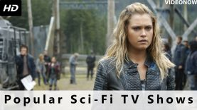 Most Popular Sci-Fi TV Series – 2017