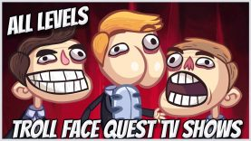 Troll Face Quest TV Shows – Gameplay Walkthrough with All Levels (iOS, Android)