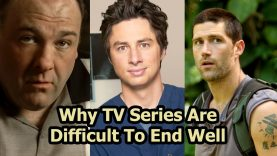Why TV Series Are Difficult To End Well