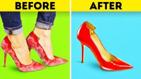 17 HACKS FOR YOUR SHOES THAT'LL SAVE YOUR MONEY AND TIME