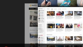 VideoPro – How to configure VideoPro homepage
