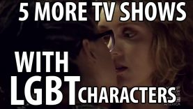 5 More Current TV Series With LGBT characters (2015) – Part 2