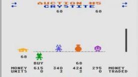 Atari 400/800/xl/xe Classic m.u.l.e multiplayer game