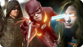 COMIC CON 2016 New The CW TV Show Trailers   The Flash, Arrow, Supergirl, Vampire Diaries