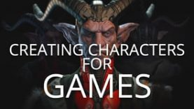 FlippedNormals – Creating Characters for Games