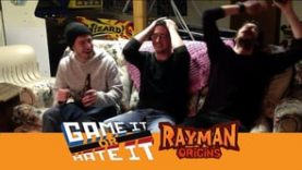 HD – Video Game Review Show – Game It or Hate It – Rayman Origins Episode