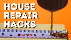House repair hacks that will change how you see DIY l 5-MINUTE CRAFTS