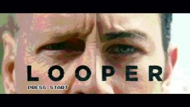 Looper The Movie The 8 Bit Game