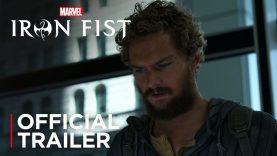 Marvel's Iron Fist   Official Trailer [HD]   Netflix