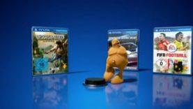 """PlayStation VITA Trailer 4 """"Die Spiele"""""""