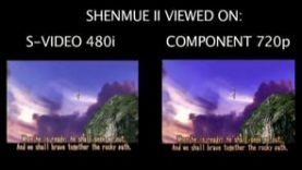 Sega Dreamcast in HD 720p with Component – Adam Koralik