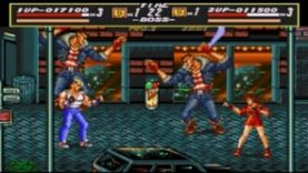Streets of Rage – 5 second project