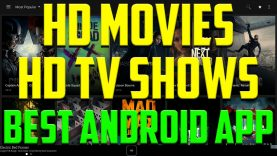 THE BEST ANDROID APP FOR HD MOVIES AND TV SHOWS – TERRARIUM TV –