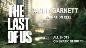 The Last of Us – Animation Reel: Rendered