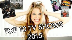 TOP 10 TV SHOWS 2015   XTINEMAY