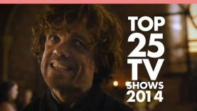 Top 25 TV shows of 2014
