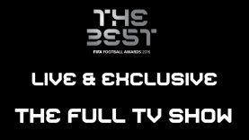 WATCH AGAIN – The Best FIFA Football Awards™ TV Show