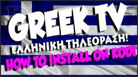 Watch Live Greek TV, Movies, TV shows, Cartoon, Documentaries on KODI – ΕΛΛΗΝΙΚΗ ΤΗΛΕΟΡΑΣΗ 2016