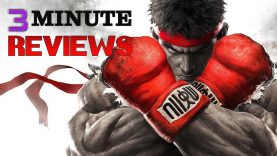 3 Minute Reviews – Street Fighter 5 WTF CAPCOM!