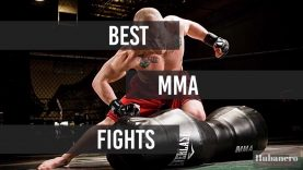 Best MMA fights